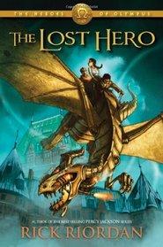 The Lost Hero (Heroes of Olympus, Bk 1)
