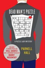 Dead Man's Puzzle (Puzzle Lady, Bk 10)
