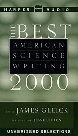 The Best American Science Writing 2000 (Audio Cassette)
