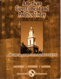 *ACP American Government and Politics Today Oklahmoa State University Edition
