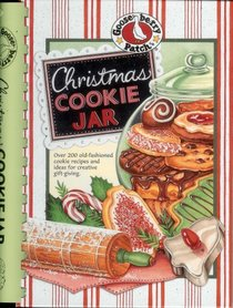 Christmas Cookie Jar (Over 200 old-fashioned cookie recipes and ideas for creative gift-giving, 1st Printing 2008)