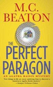 The Perfect Paragon (Agatha Raisin, Bk 16)