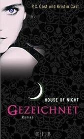 Gezeichnet (Marked) (House of Night, Bk 1) (German Edition)