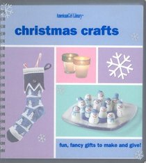 Christmas Crafts (American Girl Library)