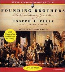 Founding Brothers (Audio CD) (Unabridged)