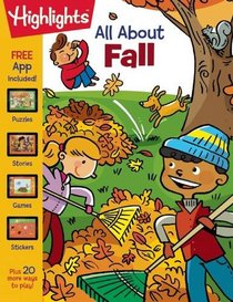 All About Fall (All About Activity Books)