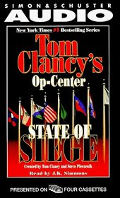 State of Siege (Tom Clancy's Op Center, #6)