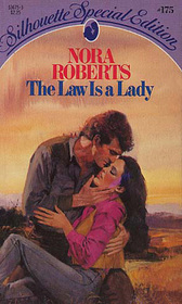 The Law Is a Lady (Silhouette Special Edition, No 175)