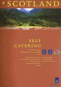 Scotland 2001: Where to Stay - Self-catering (Scotland - where to stay)