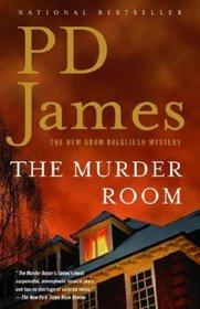 The Murder Room (Adam Dalgliesh, Bk 12)