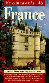 Frommer's 96: France (Serial)