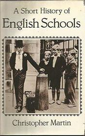 Short History of English Schools