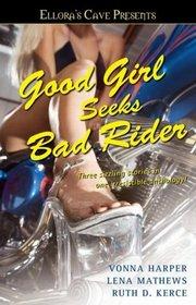 Good Girl Seeks Bad Rider: Virgin Afternoon / Stud Muffin Wanted / Virgin Seeks Bad-Ass Boy