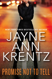 Promise Not to Tell (Cutler, Sutter & Salinas, Bk 2) (Large Print)