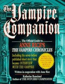 The Vampire Companion