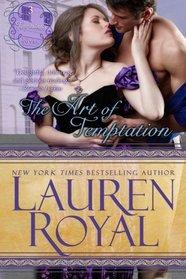 The Art of Temptation: Temptations Trilogy, Book 3
