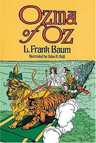 Ozma of Oz (Oz, Bk 3)