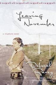 Leaving November (Clayburn, Bk 2)