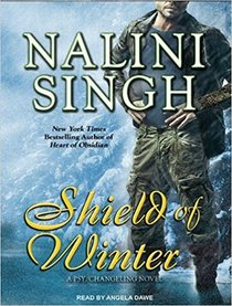 Shield of Winter: Library Edition (Psy/Changeling)
