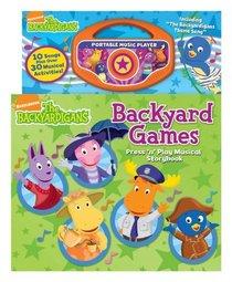 The Backyardigans Backyard Games
