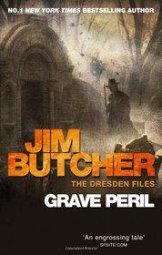 Grave Peril. Jim Butcher (Dresden Case Files)