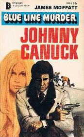 Blue Line Murder (Johnny Canuck)
