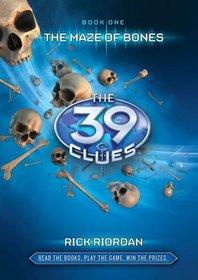 The Maze of Bones (39 Clues, Bk 1)