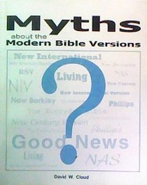 Myths about Modern Bible Versions