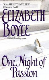 One Night of Passion (Danvers Family, Bk 2)