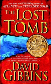 The Lost Tomb (Jack Howard, Bk 3)