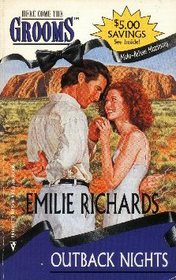 Outback Nights (Make-Believe Matrimony) (Here Come the Grooms, No 29)