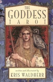 The Goddess Tarot Book