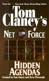 Hidden Agendas (Net Force, Bk 2)