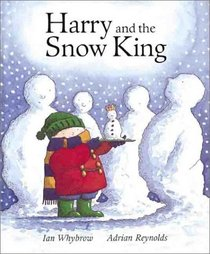 Harry and the Snow King - Santa Size