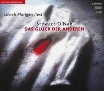 Das Gl�ck der Anderen. 6 CDs. Ein historischer Roman.