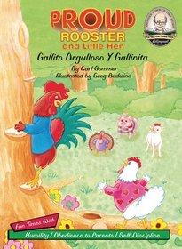 Proud Rooster and Little Hen / Gallito Orgulloso Y Gallinita / with CD (Another Sommer-Time Story Bilingual)