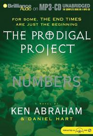 Numbers (Prodigal Project, Bk 3) (Audio CD-MP3) (Unabridged)