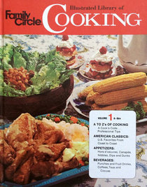 Family Circle Illustrated Library of Cooking