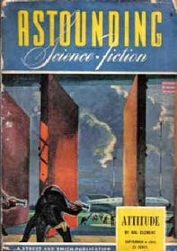 Astounding Science Fiction, Vol. 32, No. 1 (September 1943)