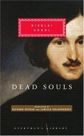 Dead Souls (Everyman's Library (Cloth))