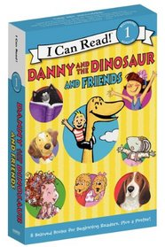 Danny and the Dinosaur and Friends: Level One Box Set (I Can Read Book 1)