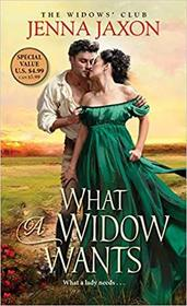 What a Widow Wants (The Widow's Club)