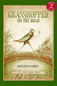 Grasshopper on the Road (I Can Read Books (Harper Hardcover))