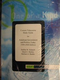 Custom Telecourse Study Guide for American Government and Politics Today: 1999-2000 Edition
