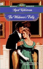 The Widower's Folly (Magic Locket, Bk 2) (Signet Regency Romance)
