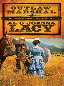 Outlaw Marshal (Thorndike Press Large Print Christian Historical Fiction)