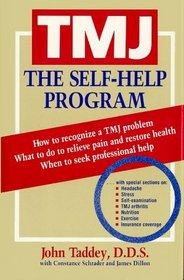 TMJ: The Self-Help Program