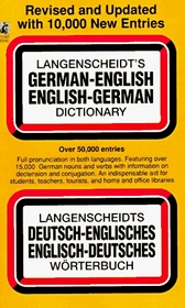 GERMAN / ENGLISH DICTIONARY (REVISED)