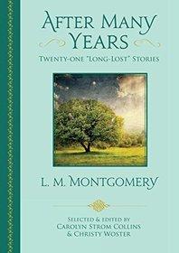 After Many Years: Twenty-one