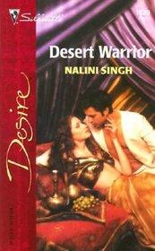 Desert Warrior (Zulheina, Bk 1)